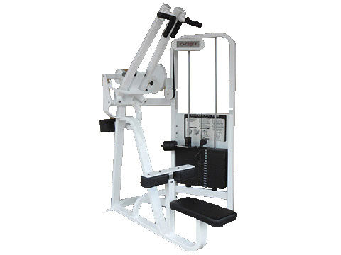 Factory photo of a Used Cybex VR2 Single Axis Lat Pulldown