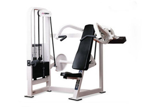 Factory photo of a Refurbished Cybex VR2 Single Axis Overhead Press