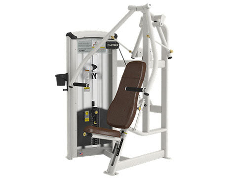 Factory photo of a Refurbished Cybex VR3 Chest Press