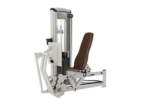 Factory photo of a Used Cybex VR3 Seated Leg Press