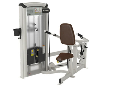Factory photo of a Used Cybex VR3 Tricep Press