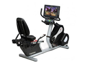Factory photo of a Refurbished Expresso S3R Recumbent Bike
