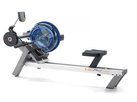 Factory photo of a Refurbished First Degree Fitness E520 Fluid Rower