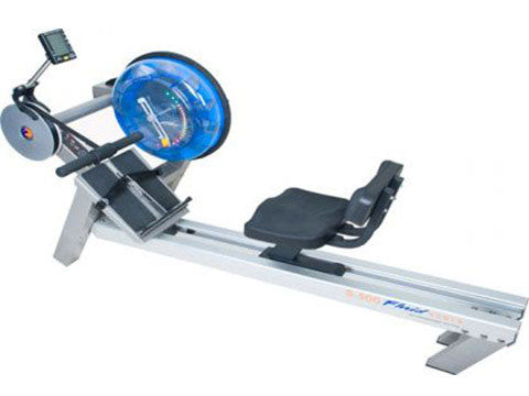 Factory photo of a Refurbished First Degree Fitness Fluid Rower S500