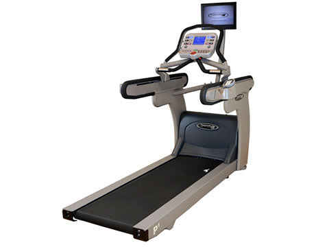 Factory photo of a Refurbished Fitness Tools Thorotread Treadmill
