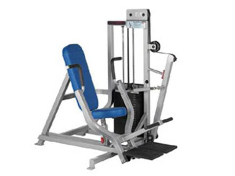 Factory photo of a Refurbished Flex Vertical Chest Press