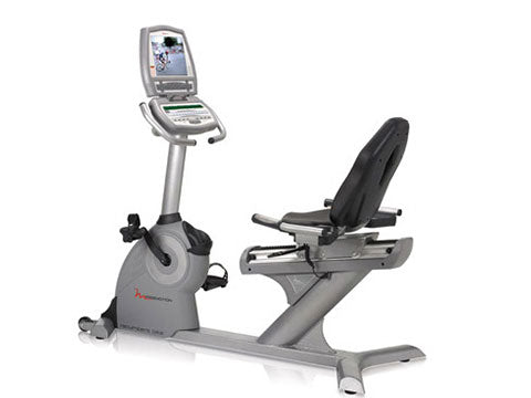 Factory photo of a Used FreeMotion 2506P Basic Recumbent Bike