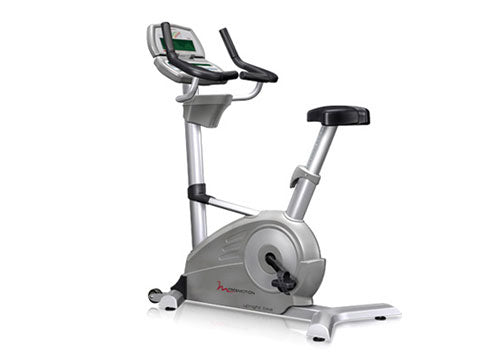 Factory photo of a Used FreeMotion 3256P Basic Upright Bike