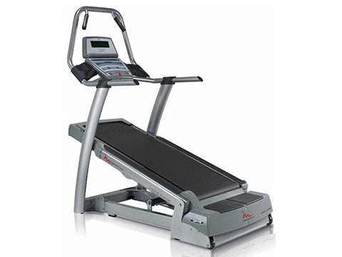 Factory photo of a Refurbished FreeMotion 7256P Incline Trainer Treadmill