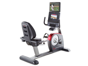 Factory photo of a Refurbished FreeMotion c11.6 Recumbent Bike