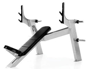 Factory photo of a Used FreeMotion EPIC Olympic Incline Bench