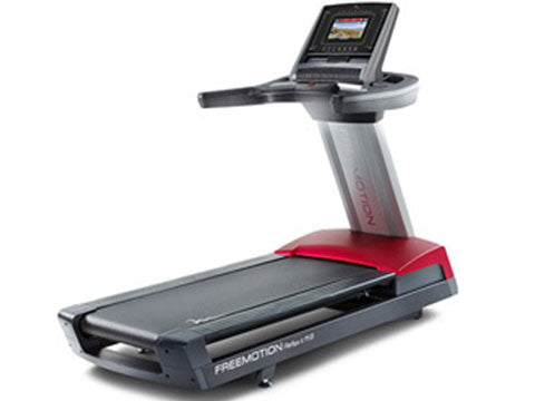 Factory photo of a Refurbished FreeMotion Reflex T11.8 Treadmill