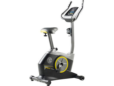 Factory photo of a Refurbished Golds Gym Cycle Trainer 290C Upright Bike