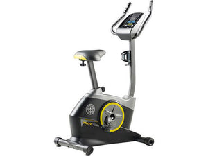 Factory photo of a Used Golds Gym Cycle Trainer 290C Upright Bike