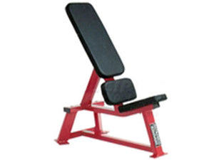 Factory photo of a Refurbished Hammer Strength Incline Bench 55 Degree