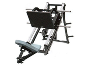 Factory photo of a Used Hammer Strength Plate Loaded 45 Degree Linear Leg Press Version 1