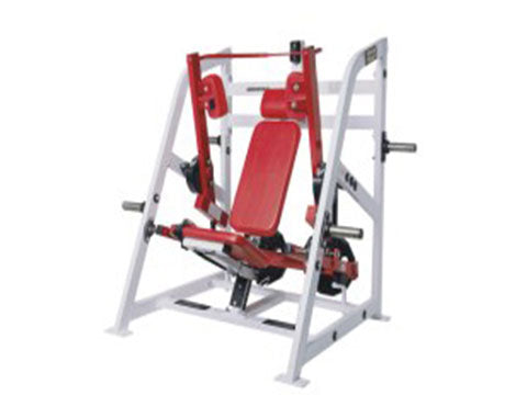 Factory photo of a Refurbished Hammer Strength Plate Loaded Abdominal Crunch