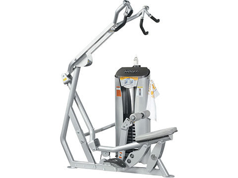Factory photo of a Refurbished Hoist Roc It Series Lat Pulldown