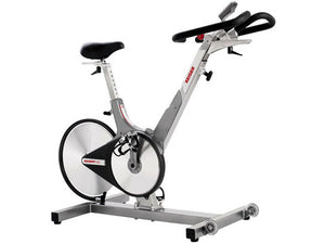 Factory photo of a Used Keiser M3 Plus Indoor Cycle