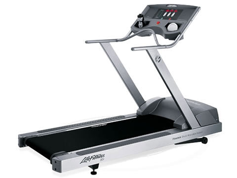 Factory photo of a Refurbished Life Fitness 91Ti Treadmill