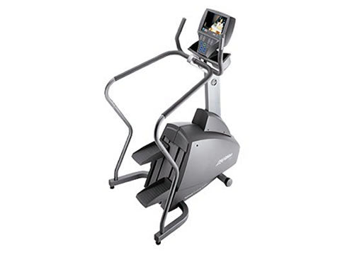 Factory photo of a Refurbished Life Fitness 95Se Stepper