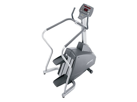 Factory photo of a Refurbished Life Fitness 95Si Stepper