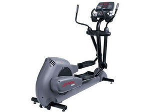 Factory photo of a Refurbished Life Fitness CT8500HRR Next Generation Crosstrainer
