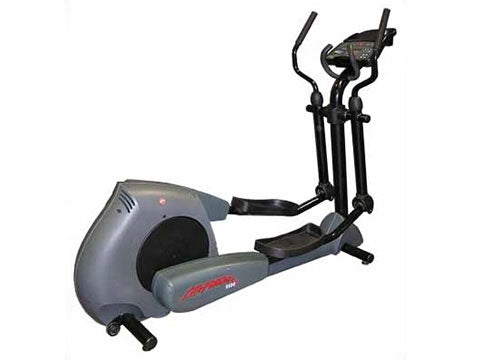 Factory photo of a Refurbished Life Fitness CT9100R Crosstrainer