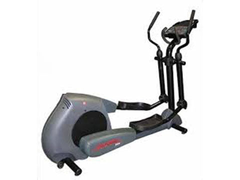 Factory photo of a Used Life Fitness CT9100R Next Generation Crosstrainer