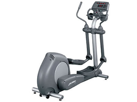 Factory photo of a Refurbished Life Fitness CT91X Crosstrainer
