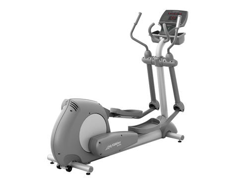 Factory photo of a Used Life Fitness CT91Xi Crosstrainer