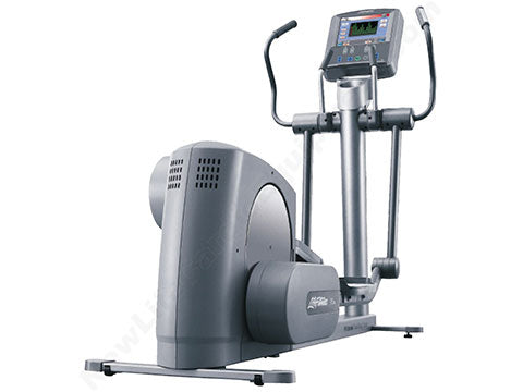 Factory photo of a Refurbished Life Fitness CT93X Crosstrainer
