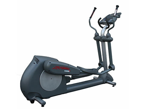 Factory photo of a Refurbished Life Fitness CT9500HRR Next Generation Crosstrainer