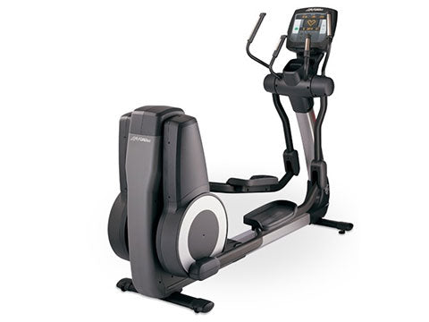 Factory photo of a Refurbished Life Fitness CT95X Achieve Crosstrainer