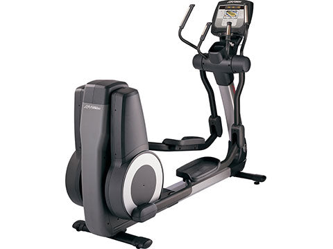 Factory photo of a Refurbished Life Fitness CT95X Engage Crosstrainer
