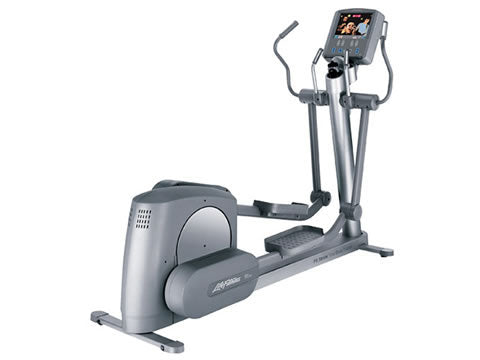 Factory photo of a Refurbished Life Fitness CT95Xe Crosstrainer