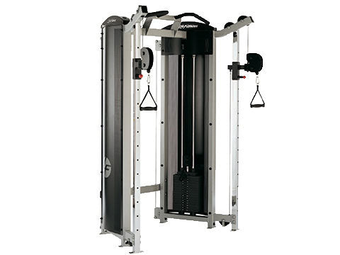 Factory photo of a Used Life Fitness Fit Series Dual Adjustable Pulley