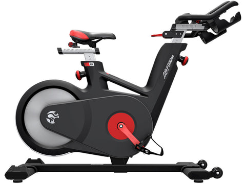 New Life Fitness IC4 Indoor Cycle Powered by ICG