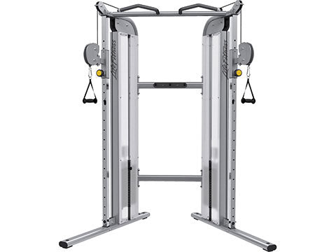 Factory photo of a Refurbished Life Fitness Optima Series Dual Adjustable Pulley
