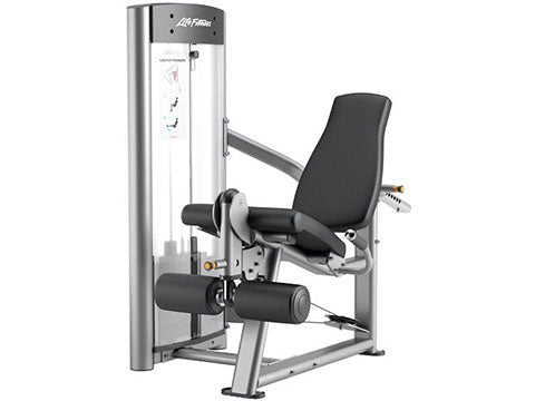 Factory photo of a Refurbished Life Fitness Optima Series Leg Extension
