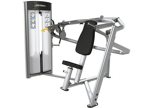 Factory photo of a Used Life Fitness Optima Series Multi Press