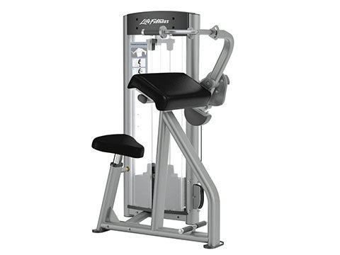 Factory photo of a Used Life Fitness Optima Series Tricep Extension