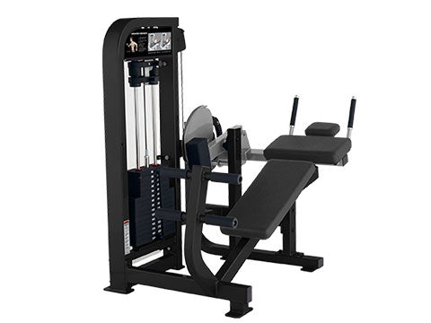 Factory photo of a Refurbished Life Fitness Pro 2 Abdominal Crunch