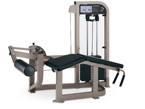 Factory photo of a Refurbished Life Fitness Pro 2 Prone Leg Curl