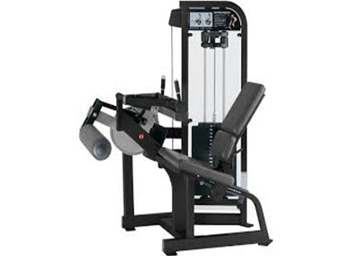 Factory photo of a Refurbished Life Fitness Pro 2 Seated Leg Curl