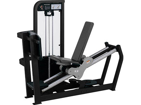 Factory photo of a Refurbished Life Fitness Pro 2 Seated Leg Press