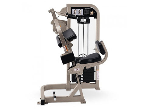 Factory photo of a Used Life Fitness Pro 2 Tricep Extension