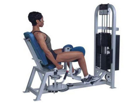 Factory photo of a Refurbished Life Fitness Pro Hip Adduction