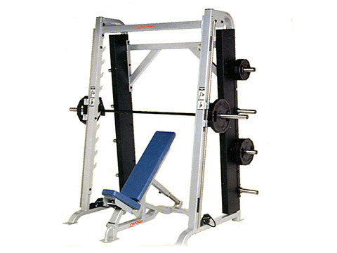Refurbished Life Fitness Pro Plate Loaded Smith Machine
