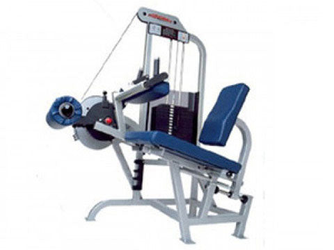 Factory photo of a Used Life Fitness Pro Seated Leg Curl